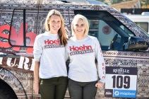 Jo Hannah & Susie @ Tech Inspection